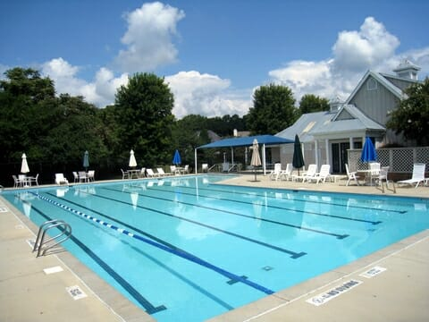 Sunset Creek Chapel Hill pool