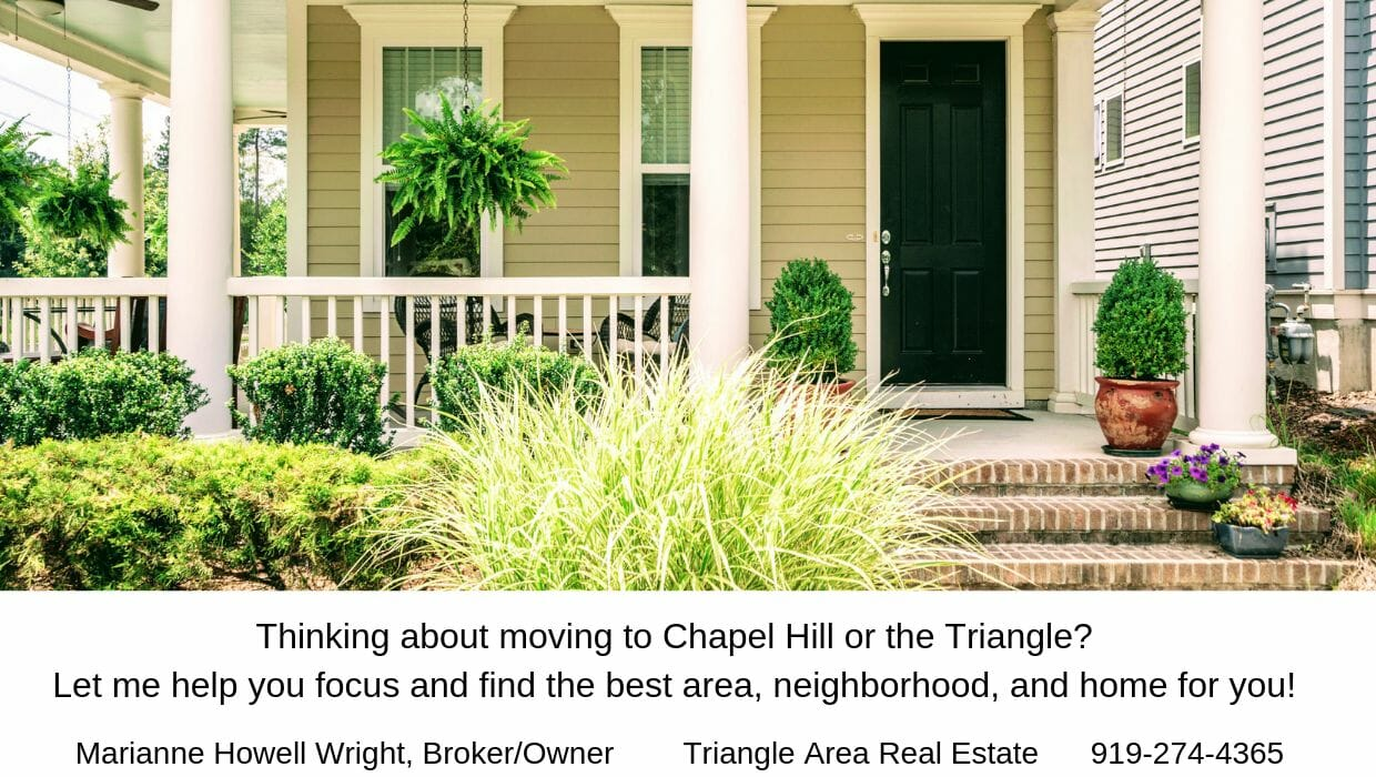 Moving to the Triangle?